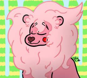 Steven Universe: Lion by PonyLove-aka-Fler