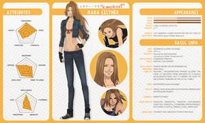 One Piece OC Profile: Mara