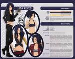 YYH OC Profile: Asa