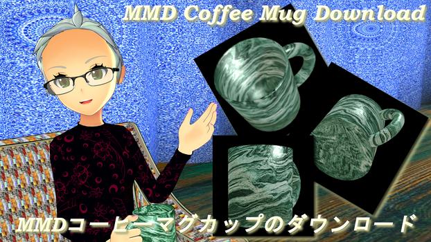 MMD Coffee Mug Download