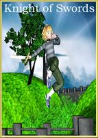 Knight of Swords by ToadieOdie