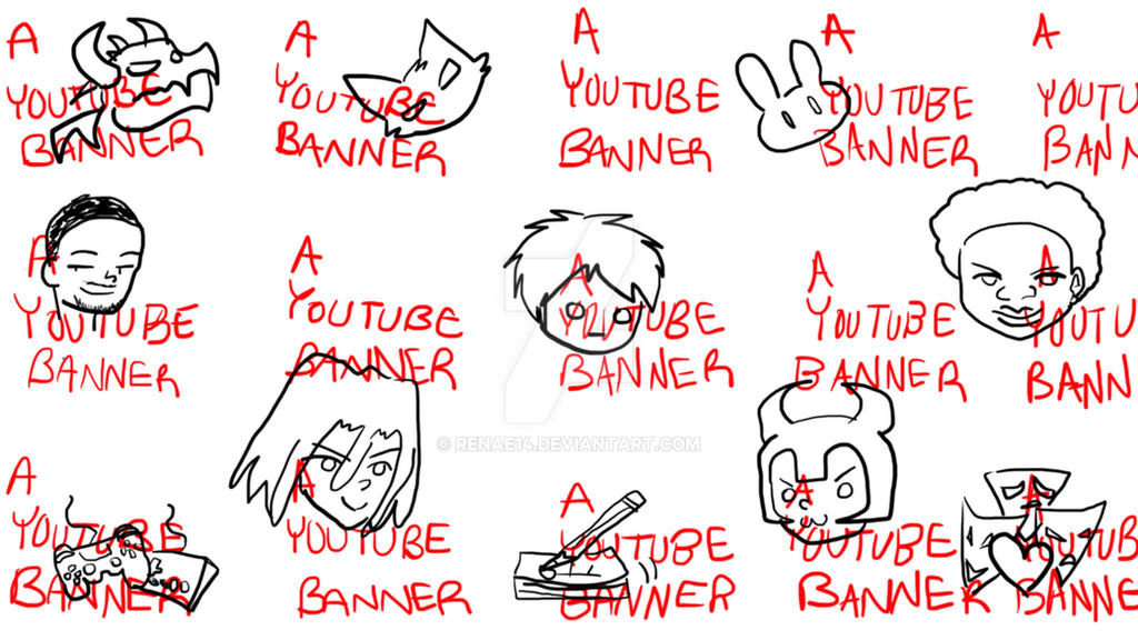 Youtube Banner by renae14