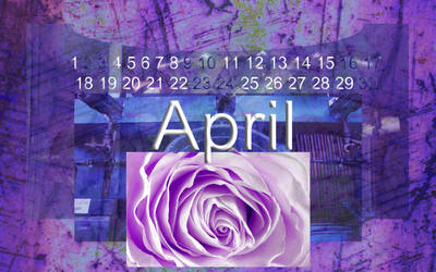 April BlooMachine Wallpaper