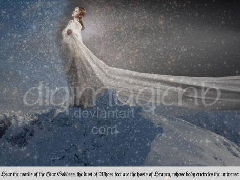 1. Charge of the Goddess: Star Goddess