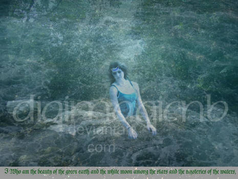 2. Charge of the Goddess: Earth Goddess