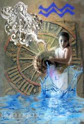 Littlest Water Bearer: Aquarius Daughter