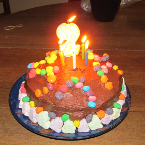Happy Birthday Mom! by A-Fox-Of-Fiction