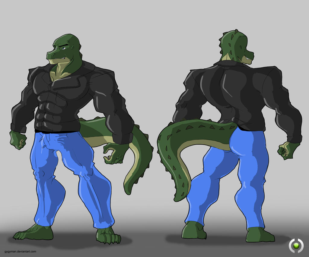 Reference Sheet: Rod Garth by A-Fox-Of-Fiction