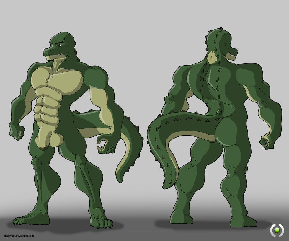 Alternative Reference Sheet: Rod Garth by A-Fox-of-Fanfiction