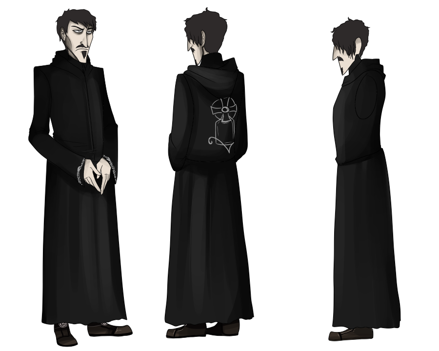 Reference Sheet: Pierre Vomir by A-Fox-Of-Fiction
