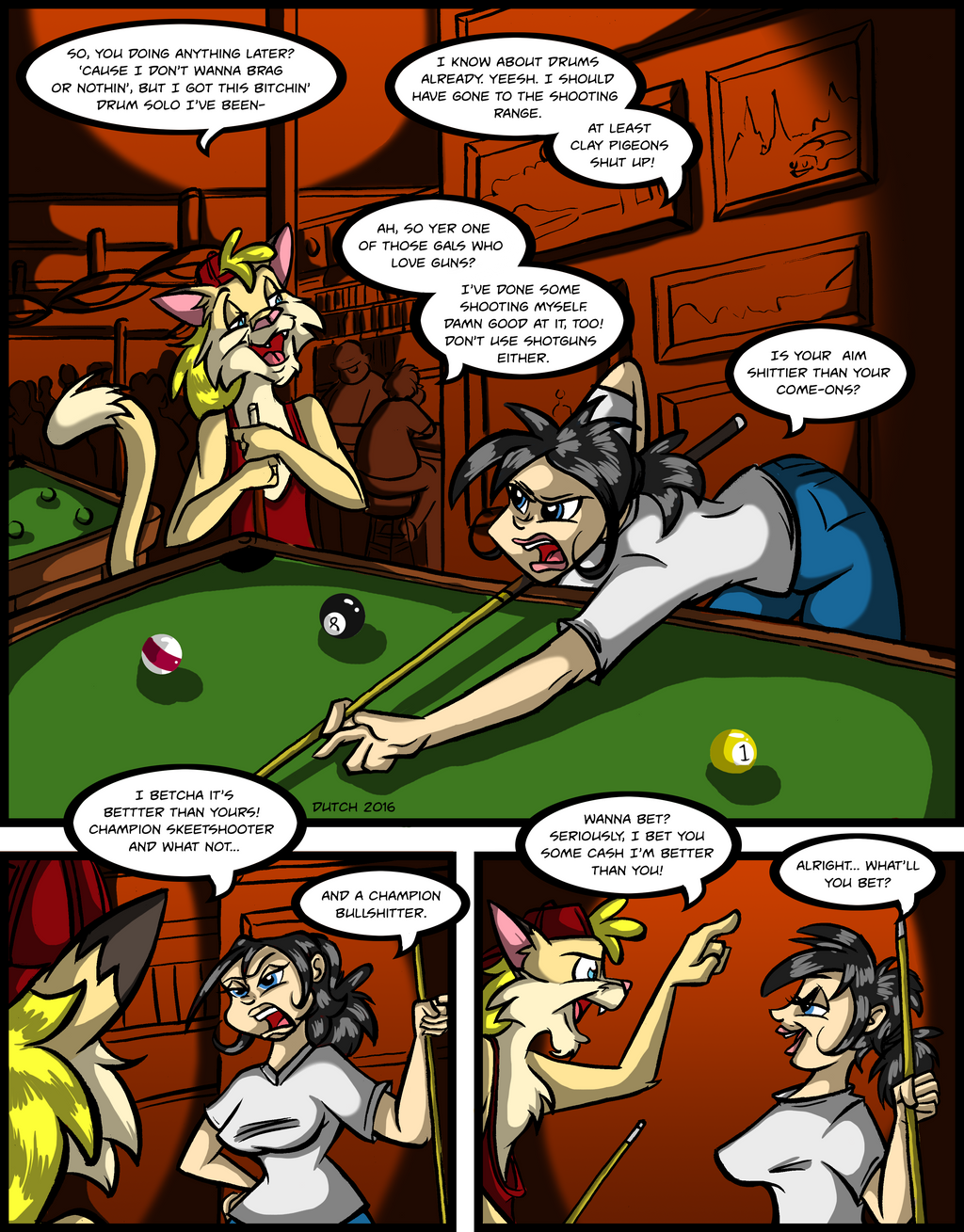 Every Minute: Part 1 by A-Fox-Of-Fiction