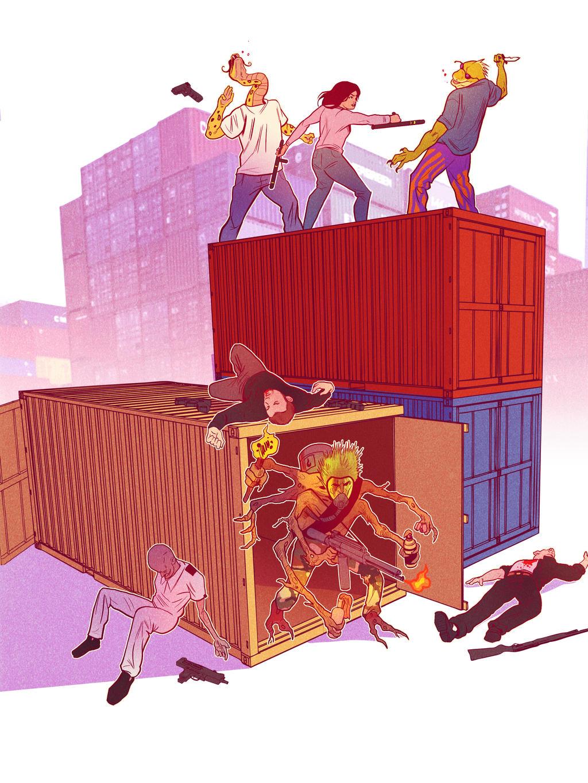 Gypsy Danger by A-Fox-Of-Fiction