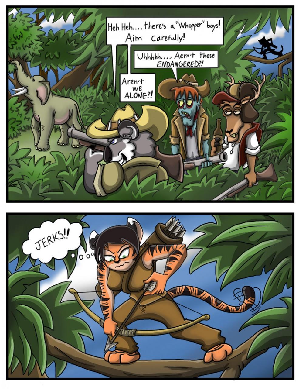 Poacher Season by A-Fox-Of-Fiction