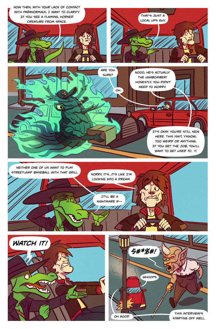 Death Valet Chapter One Page Twelve by A-Fox-Of-Fiction