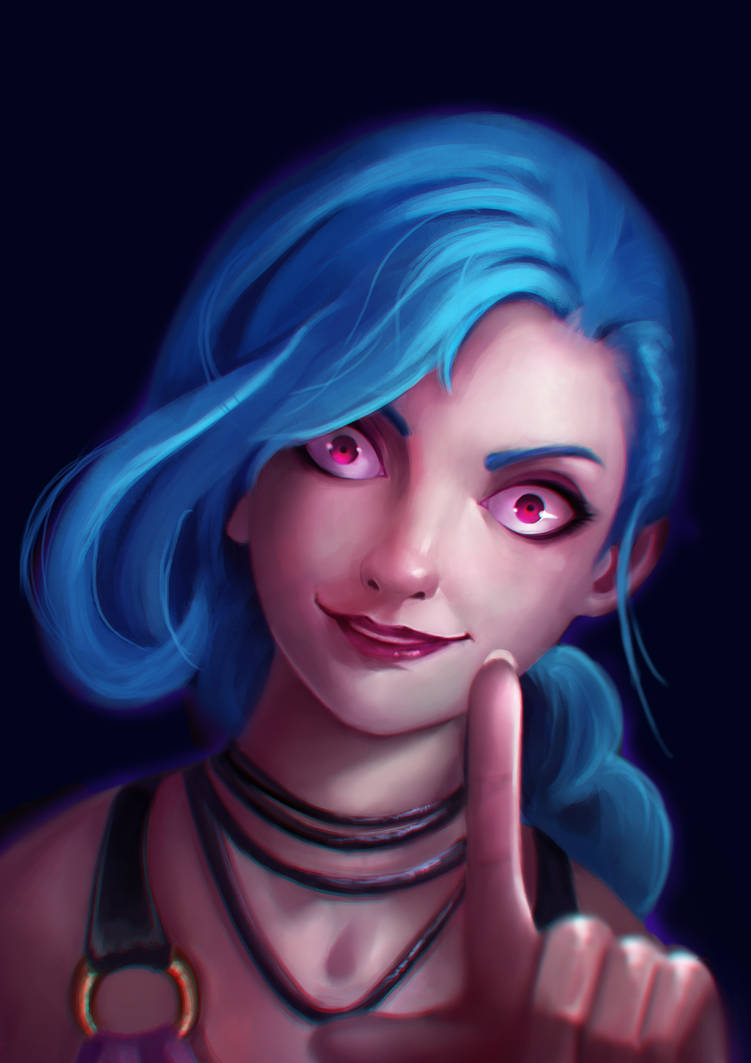 Jinx by adiatama