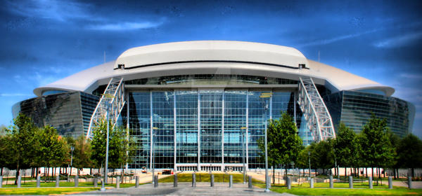 Cowboys Stadium by idnurse41