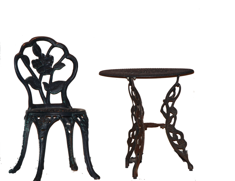 Chair Table Png By Idnurse41 On Deviantart