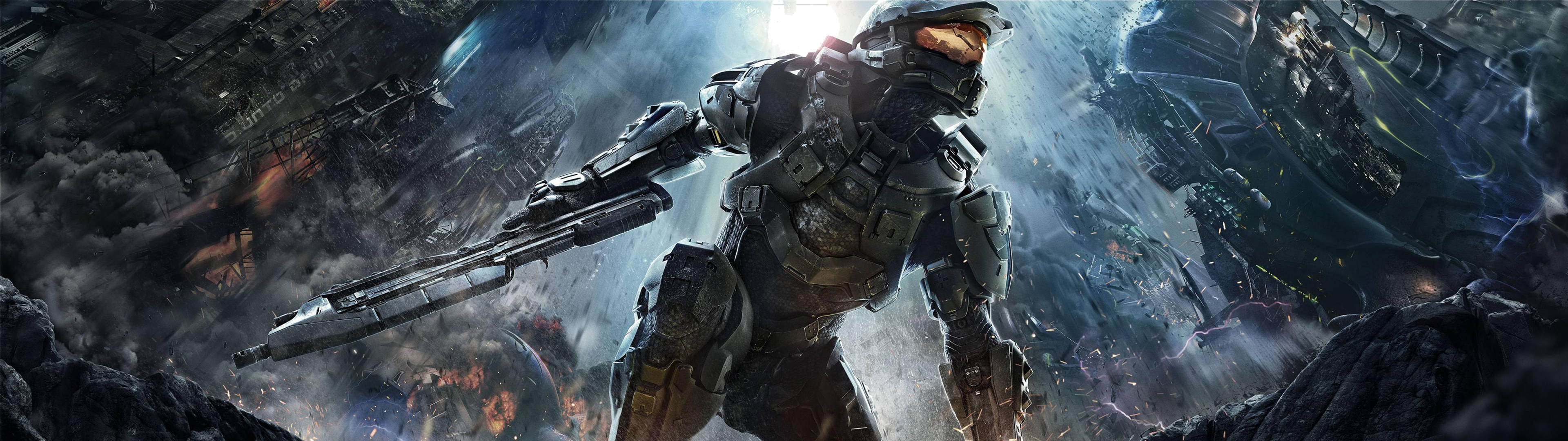 Master Chief - Halo by TomThaiTom