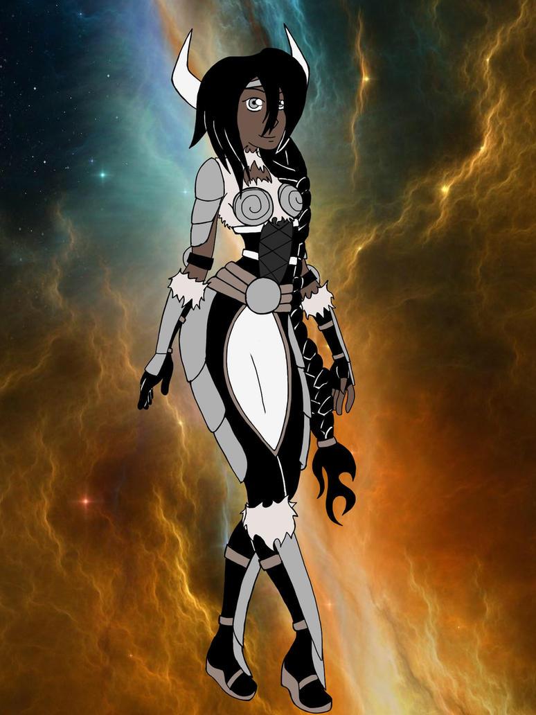 Astrophyllite by animesparkleluv96
