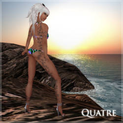 Quatre - Beach by QuatreNemeth