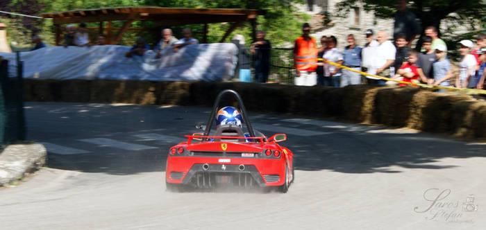 Ferrari...the smaller version