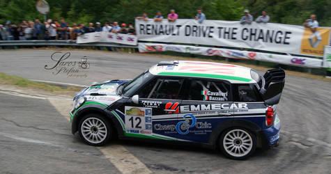 Mini John Cooper WRC