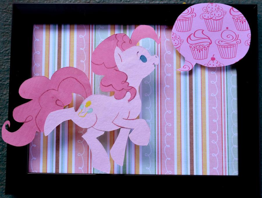 Pinkie Pie by nokki