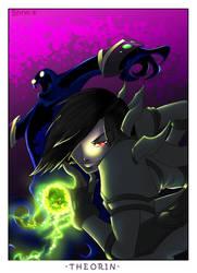 Warlock - Theorin by Bhryn