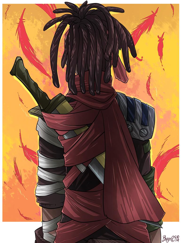BL2: Mordecai by Bhryn
