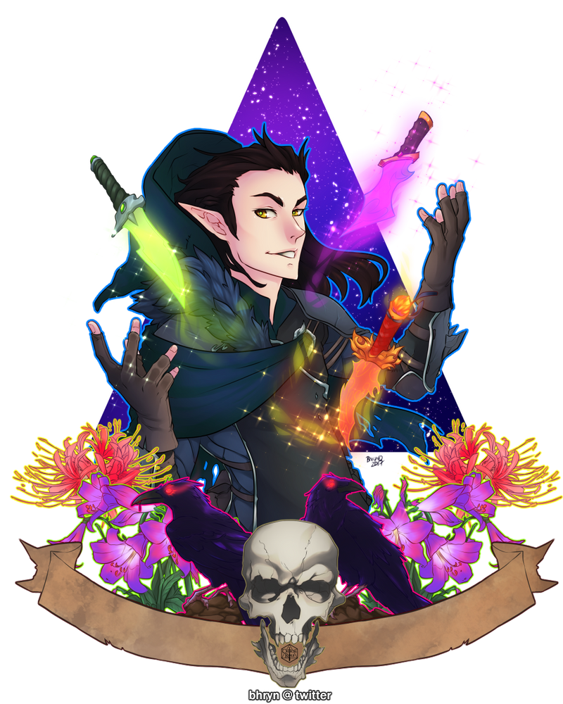 Vax'ildan - Critical Role by Bhryn