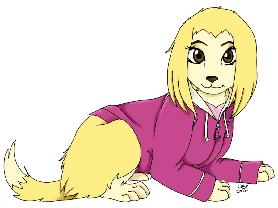 Doctor Who Dogs - Rose by StarlightWhispers
