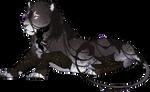 Moonlit Lioness