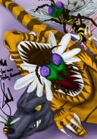 Waspinator: Chew Toy of Fate by Sazazezer
