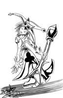 Jester by Sazazezer