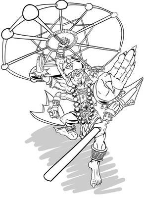 Kali mark 2