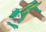 Commissions: Chibi Croc