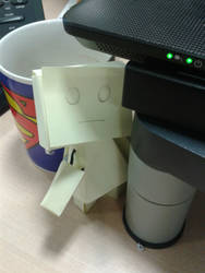 Meet Postitbot by Sazazezer