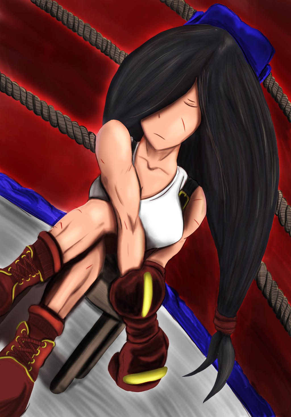 In The Ring - Coloured