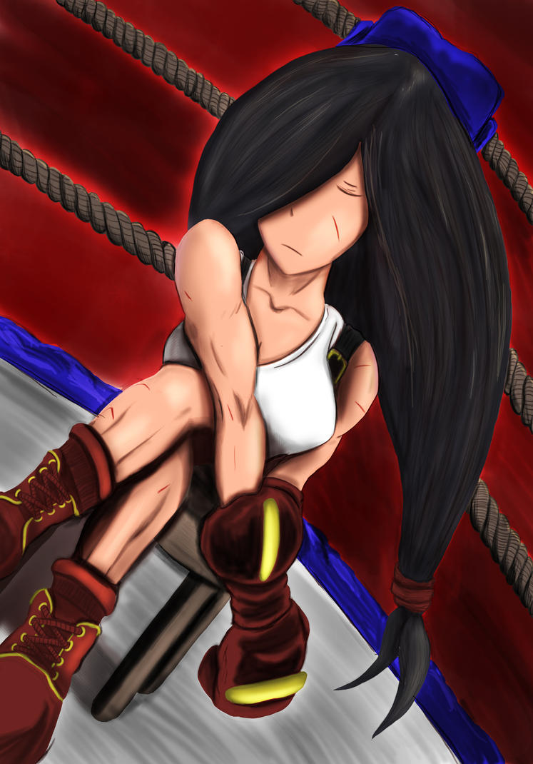 In The Ring - Coloured by Sazazezer