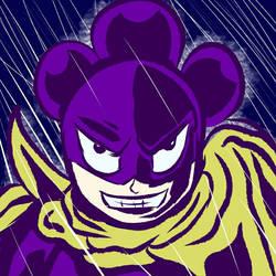 Minoru Mineta fro My Hero Academia