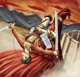 Attack on Titan: Eren Jaegar