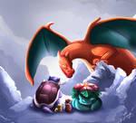 Pokemon: Mt Silver Summit