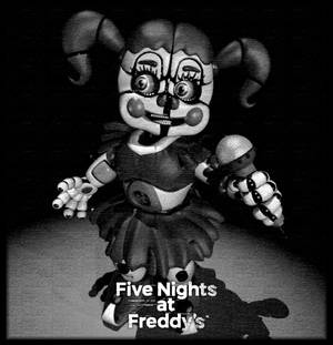 Five Nights at Freddy's I Baby Render