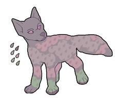 rain dog adopt by eqen