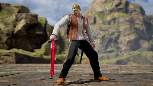 Soul Calibur 6 Build: Eragon