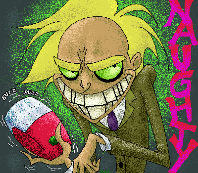 Courage the cowardly dog wallpaper fred - photo#7