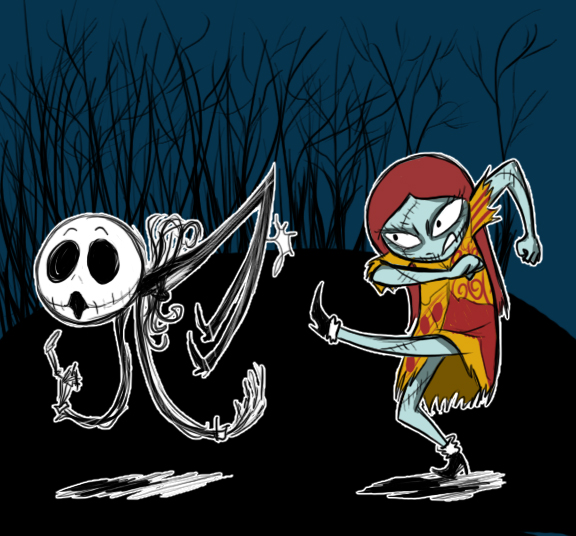 Kickbutt Sally by QGildea