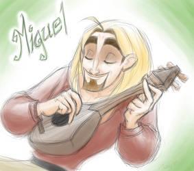 Miguel by QGildea
