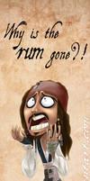 Jack Sparrow Bookmark 1