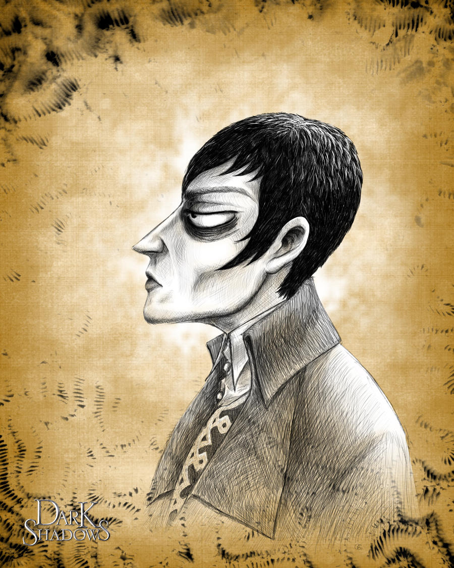 Barnabas Collins 1972 by QGildea